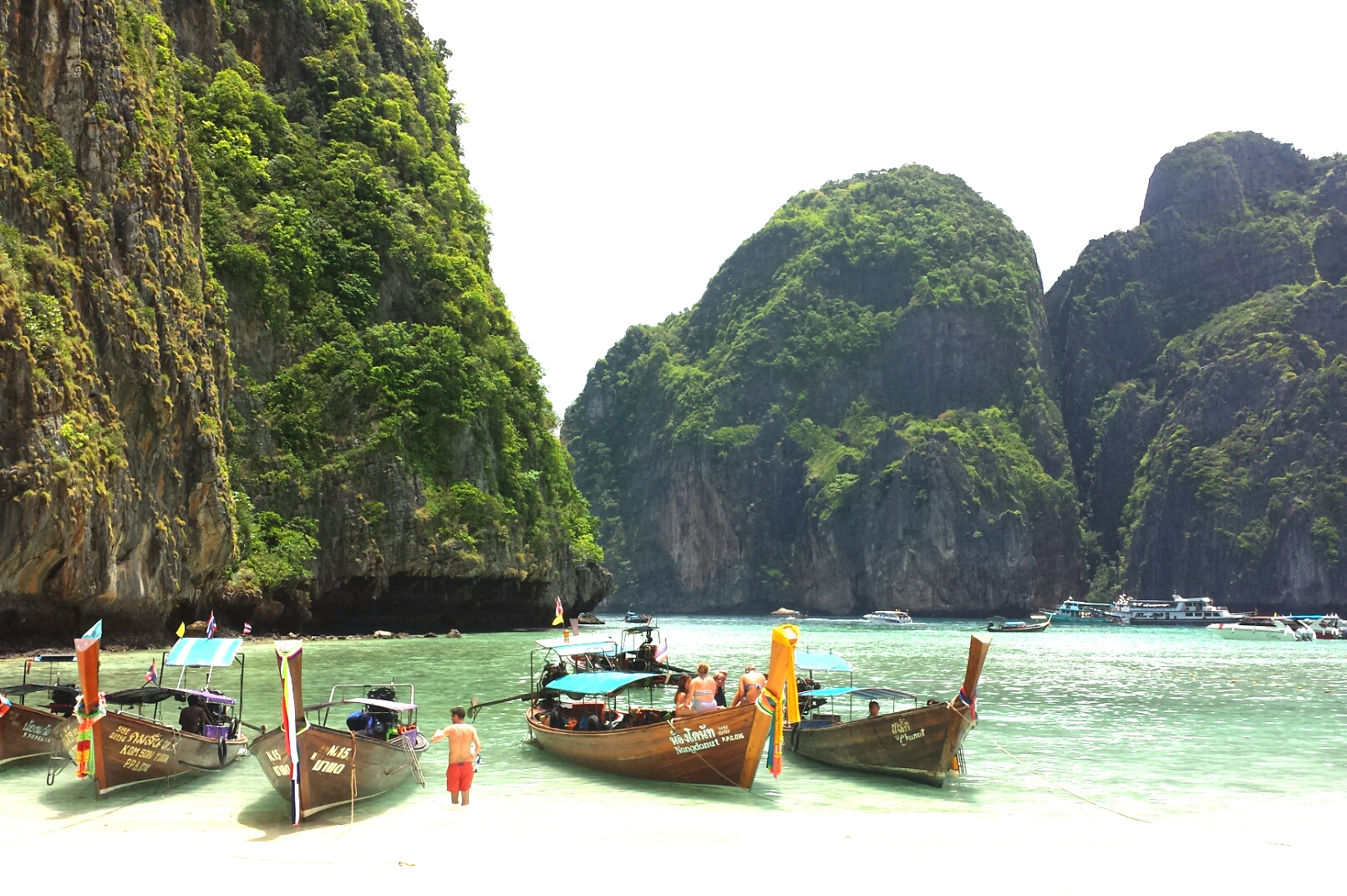 Magical and authentic Phi Phi Leh