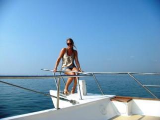 Bali boat trip to Nusa Lembongan