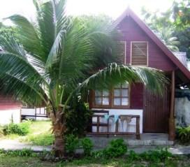 Thailand Phi Phi beach bungalow