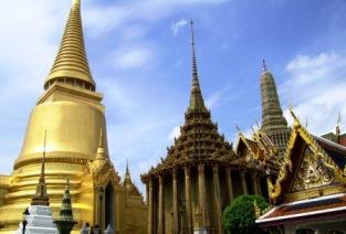 Thailand Royal Palace Bangkok