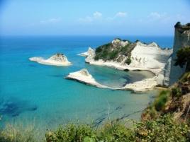 Corfu amazing view