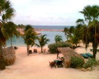 Curacao Lions dive beach