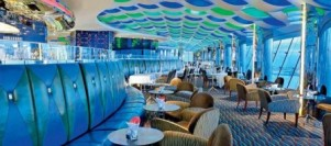 Dubai Burj Al Arab restaurant