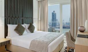 Dubai Damac Maison Canal Views suite (2)