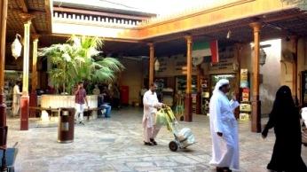 Dubai Deira souks