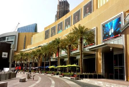 Dubai mall breakfast restaurants
