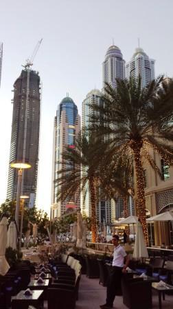 Dubai the Walk restaurants
