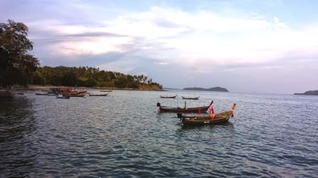 Thailand Fishermen's market Rawai