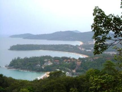 Thailand Karon-Kata view point