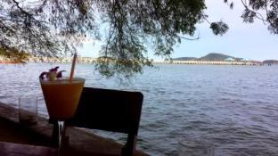 Thailand Nikita's Rawai pier view