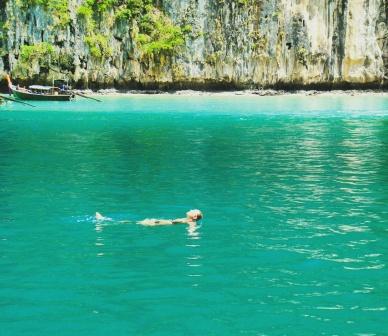 Thailand waters seastar