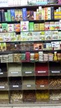 Dubai souk shops