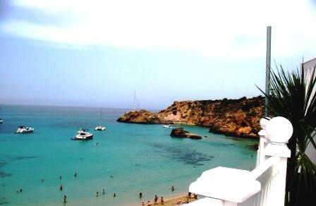 Ibiza Cotton beach club
