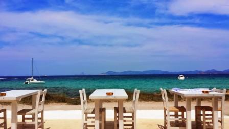 Formentera beach bars