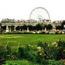 Paris carnaval fair Jardin des Tuileries