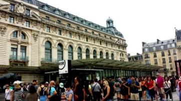 Paris line Musee d Órsay