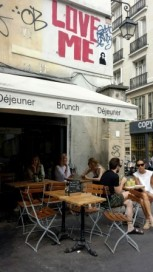Paris lunchrooms