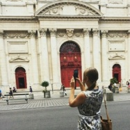 Paris me always capturing moments