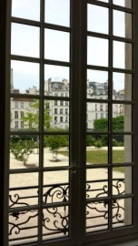 Paris Musee Picasso view