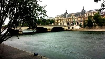 Paris river views