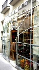 Paris Rose Bakery exterior