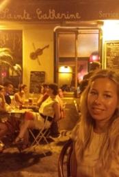 Parisian dinner at Chez Josephine