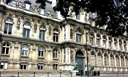 Parisian sights