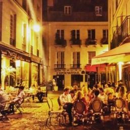 Real Parisian dinner at Chez Josephine