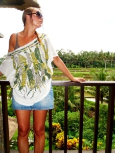 Bali balcony hotel Maya Ubud