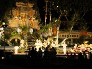 Bali Legong dance Ubud