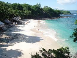 Bali Padang Bai beach