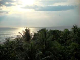 Bali Seminyak sunset