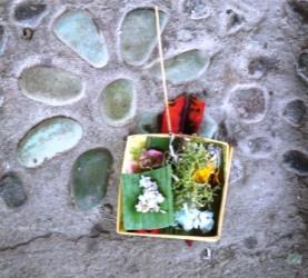 Balinese offerings (2)