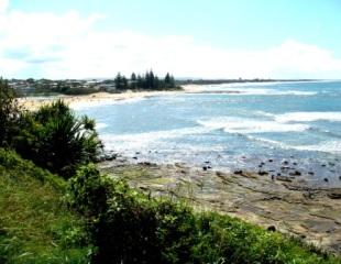 Australia Moffat beach