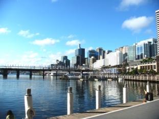 Australia Sydney Darling Harbour