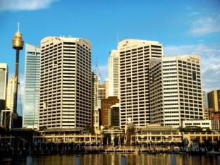 Sydney Cockle Bay Wharf