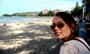 Sydney Manly beach