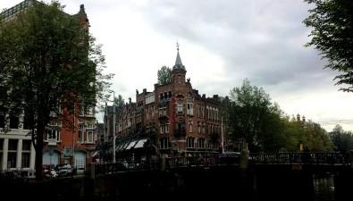 Amsterdam city sights
