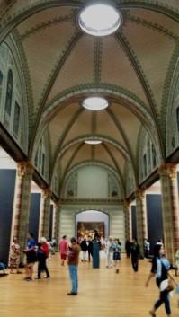 Amsterdam Rijksmuseum interior