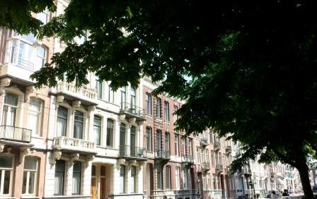 Amsterdam's facades