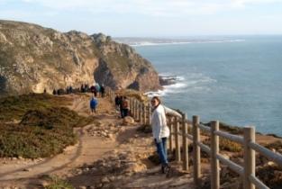 Exploring Cabo da Roca