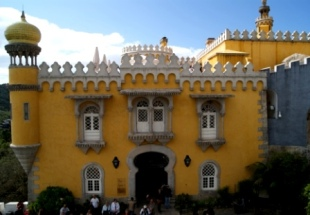 Architecture of Pena Palace