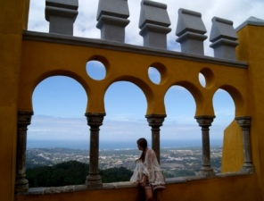Views from Pena Palace