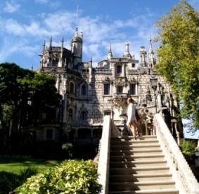 Quinta da Regaleira main house