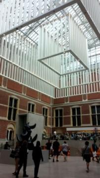 Rijksmuseum main hall