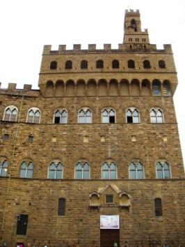 Florence Pallazo Vecchio