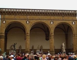 Florence Piazza della Signoria (1)
