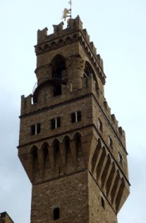 Florence Tower of Palazzo Vecchio