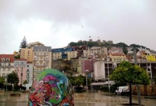 Lisbon city sights