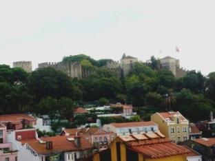 Lisbon George castle